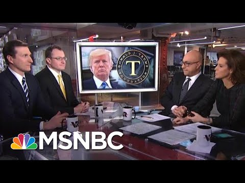 What Does The Trump Foundation Dissolving Mean For The President Trumps? | Velshi & Ruhle | MSNBC