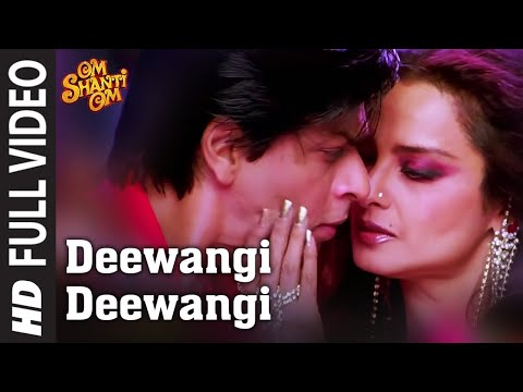 Download Deewangi Deewangi Full Video Song (HD) Om Shanti Om | Shahrukh Khan HD Mp4 3GP Video and MP3