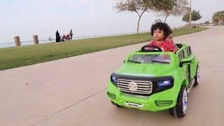 🔥طلعنا الكورنيش بالسيارة الجديدة🔥