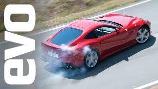 Ferrari F12 Berlinetta and 599 GTO Review