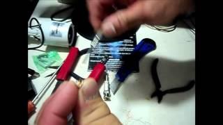 Como instalar uma camera de monitoramento passo a passo (cabos e conectores).