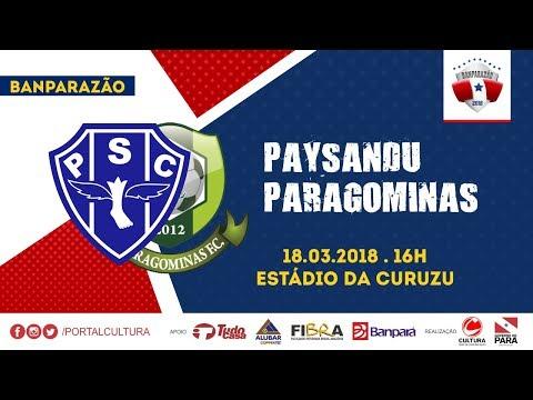 Xxx Mp4 BANPARAZÃO 2018 PAYSANDU 1 X 1 PARAGOMINAS 18 03 2018 3gp Sex