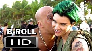 XXX RETURN OF XANDER CAGE B Roll Footage (2017) Vin Diesel, Donnie Yen Action Movie HD