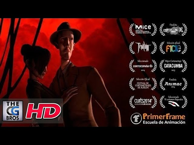 "CGI Animated Shorts HD: ""The Face Thief"" - by Primer Frame"