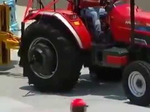 Xxx Mp4 Mahindra's Arjun Novo Tractor's Demo Video 3gp Sex