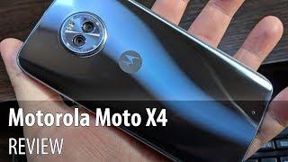 Motorola Moto X4 In-Depth Review (Glass Body High Midranger With Dual Camera)