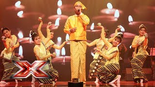 Hein Htike | Live Shows Week 4 | The XFactor Myanmar 2018