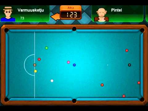 Snooker 147 maximum break