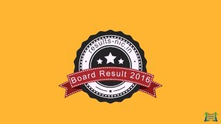 10th 12th Board Result 2016, Check Indian Board Exam Result at results-nic.in