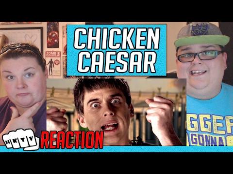 Shaka Zulu vs Julius Caesar. Epic Rap Battles of History Season 4. REACTION!! 🔥
