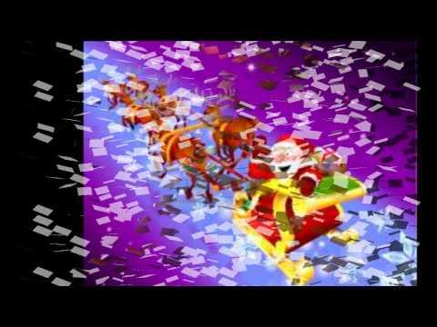 Villancico Navideño Rudolph el Reno de la nariz Roja como un tomate