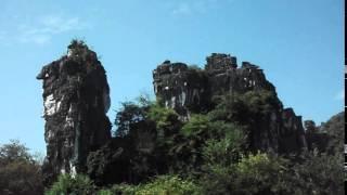 2015 10 11 桂林七星公園 駱駝峰實景2