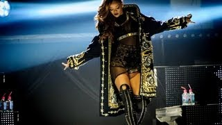 Rihanna - Phresh Out The Runway - DVD The Diamonds World Tour Live At Buffalo (HD)