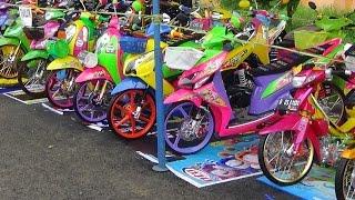 kontes modifikasi, Thailook, Street Racing, Ceper, fhasion daily,  BOP
