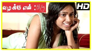 Vazhakku Enn 18/9 Tamil Movie | Manisha Yadav date with her lover | Sri | Urmila | Balaji Sakthivel