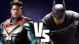Injustice 2: Batman Vs Superman (INJUSTICE VERSUS)