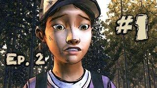 ► Walking Dead - 2 - Episode 2 | Nechajte to na Clem! | #1 | CZ Titulky | 1080p