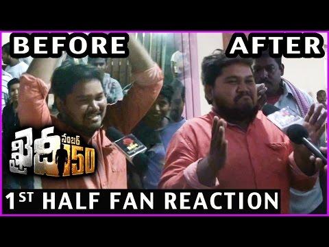 Khaidi No 150 Fan Reaction |