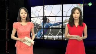[AJU TV] '뚫을 수 없는 방패' 오초아, '손 끝'으로 네이마르 무찔러.. 영상으로 보니