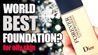 BEST FULL COVERAGE FOUNDATION FOR OILY SKIN? MIGLIOR FONDOTINTA ALTA COPRENZA PER PELLI GRASSE?