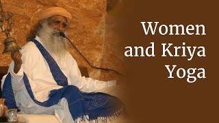 Women and Kriya Yoga -