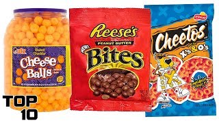 Top 10 Discontinued Food Items We Miss - Part 10