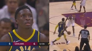 Victor Oladipo Destroys The LeBron James-Less Cavs and Exposes Them! Cavaliers vs Pacers