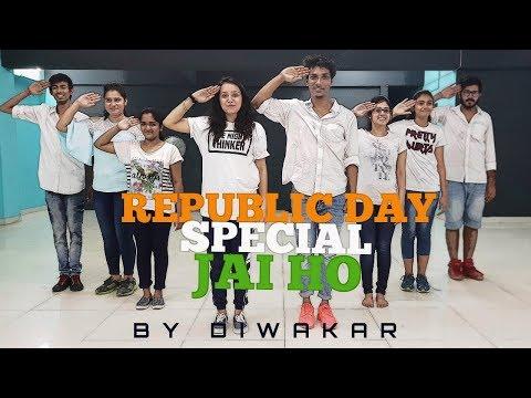 Xxx Mp4 Jai Ho Slumdog Millionaire Republic Day Special Diwakar S Gotta Dance Studio 3gp Sex