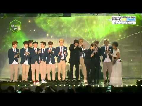 Xxx Mp4 131114 2013 Melon Awards Best Song 베스트 송 EXO WINNER 3gp Sex
