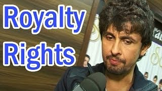 Sonu Nigam comes in support of Musicians