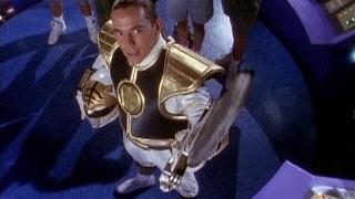 White Ranger's First Scene and Morph (Mighty Morphin Power Rangers)