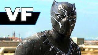 BLACK PANTHER Bande Annonce VF du Film (Marvel, 2018)