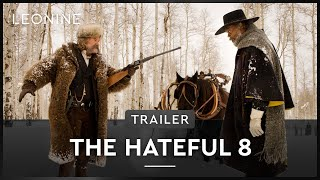 The Hateful Eight - Trailer (deutsch/german)