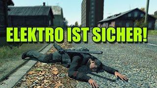 ELEKTRO IST SICHER! - DayZ Mod #109 | Ranzratte1337