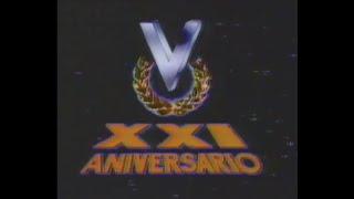 Promo Venevisión XXI Aniversario 1982 Sabado Sensacional