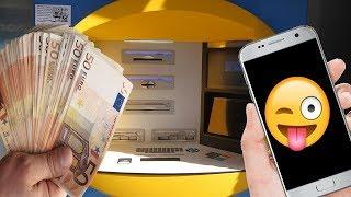 شاهد كيف تستخرج المال من أي صراف آلي في العالم باستعمال هاتفك فقط ! إستخرج حتى مليون دولار