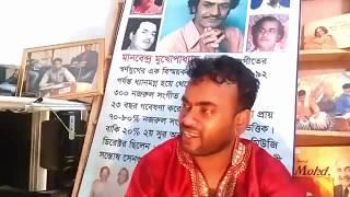 Tribute To Mujib Pordeshi - যখন বন্ধু বাজায় Jokhon Bondhu Bajay - Srabon Ahmed - Tabla: Bilas Banik
