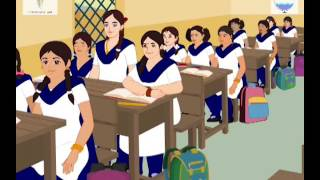Animation Film   Menstrual Hygiene