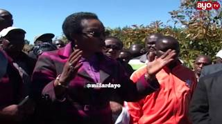Alichosema Naibu Waziri Kilimo Dr. Mwanjelwa Njombe