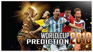 Fifa world cup 2018 russia winner prediction - top 10 teams to win russia world cup 2018