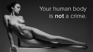 Uncensored: Your naked body is not a crime. Is nude art photography obscene?