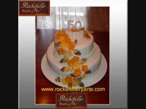 Decoración de Tortas Especiales Luis Agredo Mendivelso Rockefeller Pasteleria y Arte