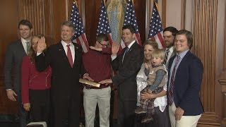 Teen Grounded For 'Dabbing' During Swearing-In Ceremony With Speaker Paul Ryan