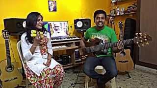 Shweta Mohan and Aalaap Raju wishing ilayaraja sir a happy birthday !!!