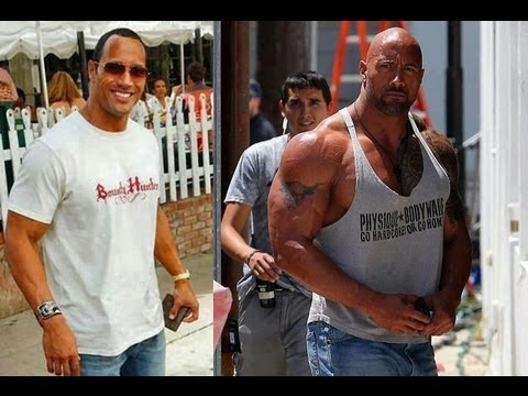 The Rock is He on Juice