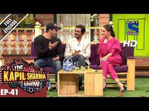 The Kapil Sharma Show -दी कपिल शर्मा शो-Ep-41-Freaky Ali Team in Kapil Show–10th Sep 2016