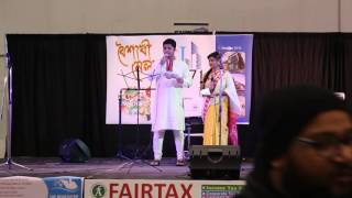 Hosting Bengali New Year (Pohela Boishakh) Festival in Toronto, Canada, 16 April 2016