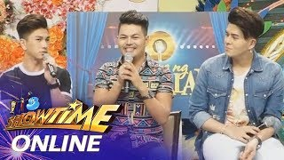 It's Showtime Online: Roger Luntayao is a working student