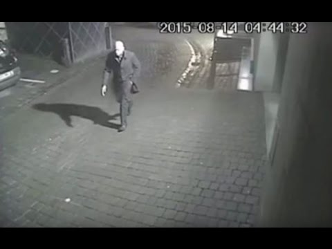 Leeds rape: Harrowing CCTV footage, woman being carried off, Can you identify this Man? video 2015