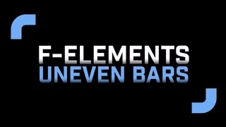 Get to know the 2017-20 CoP... F-Elements on Bars